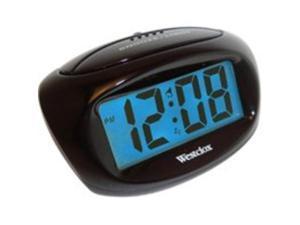 LCD ALARM CLOCK WESTCLOX 70043X 844220004451