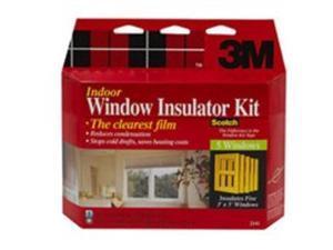 3m 5PK 62X210 Window Insulation Kit