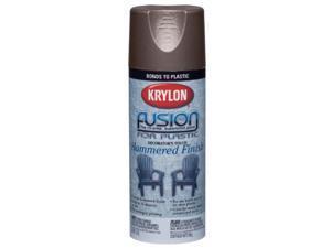 Fusion For Plastic Hammered Finish Spray Paint Krylon Spray Paint 2534