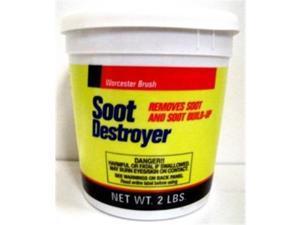 2Lb  Soot Destroyer Chimney Cleaner Rutland Chimney Brushes WI-21102