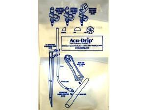 10 Pcs Drip Irrigation Adj. Full Circle Sprinkler Spray Acu-Drip Irrigation S621