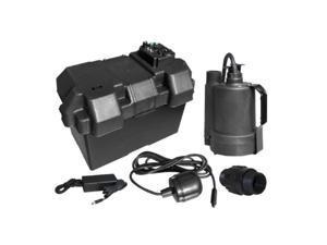 12V THERMOPLASTIC BATT BACKUP DECKO PRODUCTS Sump Pumps 92900 725113929009