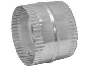 CONN Duct Lambro FLEX LAMBRO INDUSTRIES Dryer Vent Accessories 246 Galvanized