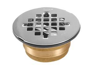 1.5 BRASS SHOWER DRAIN OATEY Tub and Shower Drains and Parts 42070 038753420707