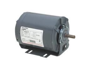 A.O. Smith Electrical GF2024 1/4 HP Electric MotorResilient base motor for belt