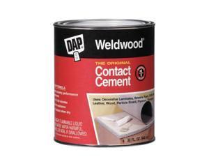 Weldwood Original Contact Cement DAP INC Glues and Adhesives 00272 070798002722