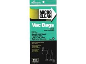 Dirt Devil D Micro Bags HOME CARE INDUSTRIES Vacuum Cleaner Bags 67529-NJ-1