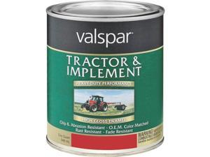 1 Qt International Harvester Red Tractor & Implement Paint 4432-01 VALSPAR