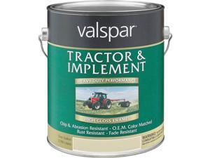 1 Gallon Ford Gray Tractor & Implement Paint VALSPAR Brush On-Rust Inhibitive