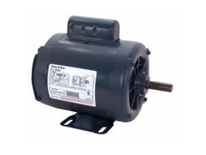 ELECTRIC MOTOR 1 HP 1725 RPM CENTURY Farm Duty Motors C695 786674016713