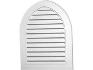 Canplas 626110-00 22X28-Inch Cath Gable Vent Polypropylene Cathedral Each