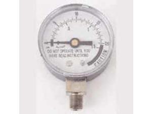 National Presto 85771 Pressure Gauge-PRESSURE CANNER GAUGE