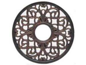 Medallion Ceil Parisian Scrl WESTINGHOUSE LIGHTING Ceiling Fan Parts 7776400