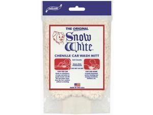 S.m. Arnold Inc. 6in. x 10in. Snow White Wash Mitt  85-320
