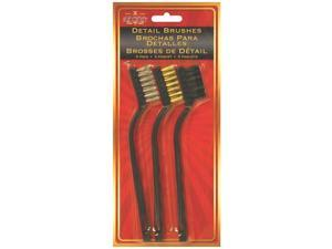 Detail Brushes 3 Pack SM ARNOLD Cleaning Implements 85-645 079038856453