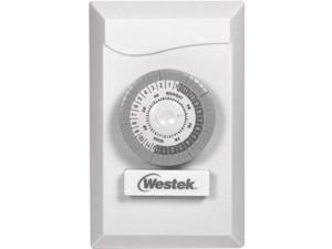 Wire-In Mechanical Timer Westek Timers TMMW25 070686507308