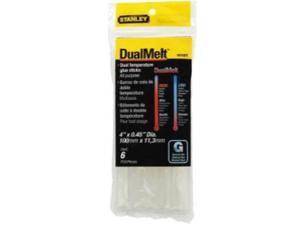 "Glue Stick 4"" Dual Temp 6 pack Stanley Tools Hot Glue GS15DT 045731131494"