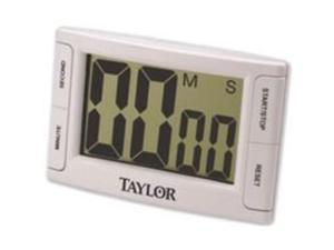 Timer Digital Jumbo Readout Taylor Precision Products Timers 5896 077784010365