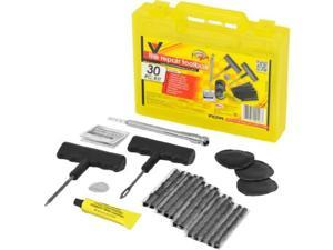 Tire Repair Toolbox- 30 Pc Kit Victor Automotive Tire Tools 00126-8 077231001267