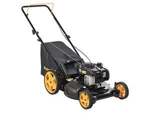 "550Ex Side Discharge/Mulch/Bag 3-In-1 Hi-Wheel Push Mower, 21"" Deck, 11"" Wheels"