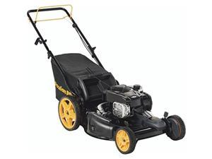 "Side Discharge/Mulch/Bag 3-In-1 Hi-Wheel Front, Self Propelled Mower, 22"" Deck"
