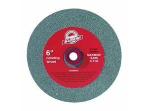 Aluminum Oxide Grinding Wheel Ali Industries Welding Accessories 6012