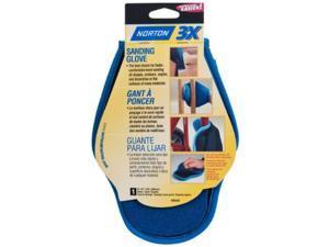 Sanding Glove For Wood Working/Finishing Norton Paint Sundries 80-14789