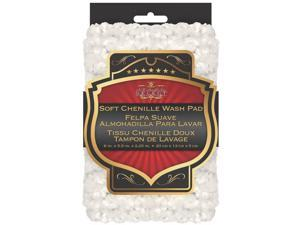 "Chenille Wash Pad 8"" X 5-1/2"" X 2-1/4"" SM ARNOLD Cleaning Implements 25-323"