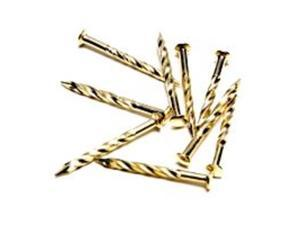Nail Scr Carpet 1-1/4In Brs M-D Building Products Misc Specialty Nails 95653