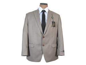 Ralph Lauren Men's 2 Button Gold Brown Pindot Sport Coat Jacket