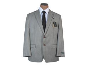Ralph Lauren Men's 2 Button Gray Black/White Pindot Sport Coat Jacket