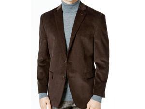 Ralph Lauren Men's Brown Corduroy Sport Coat Jacket