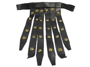 Leather Legionnaire Costume Armor Belt - Roman Warrior
