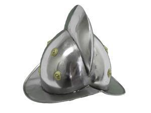 Spanish Helmet: Morion Conquistador Costume Helm