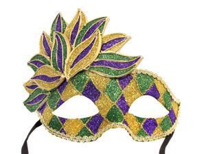 CARNIVAL STYLE MASK - Venetian Party Masks - MARDI GRAS