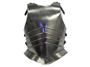Medieval Steel Chest Plate - Knight Costume Armor