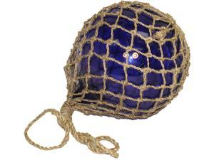 GLASS FISHING FLOAT - Buoy Net Floats - NAUTICAL DECOR