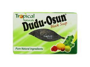 Dudu-Osun 100% Pure Black Soap by Tropical Naturals Skin African Made in Nigeria