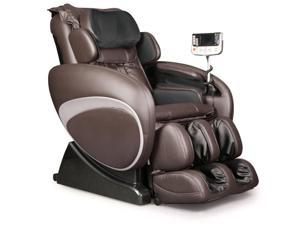 Osaki OS4000 Executive Zero Gravity Massage Chair Brown Black Recliner Deluxe
