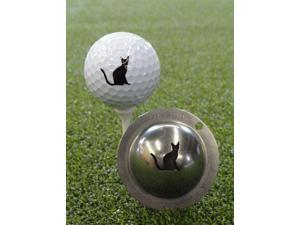 Tin Cup Nine Lives Golf Ball Custom Marker Alignment Tool 9 Lives