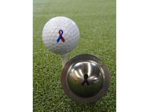 Tin Cup Support The Troops Golf Ball Custom Marker Alignment Tool