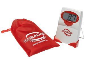 New Sports Sensors Red Swing Speed Radar Tempo Timer