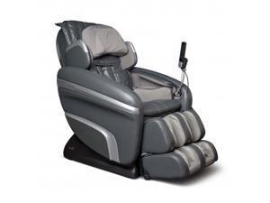 Osaki OS7200H Executive Zero Gravity Heated Massage Chair Charcoal Recliner