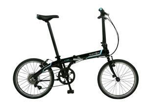 Dahon Vybe D7 Obsidian Folding Bike Bicycle Vibe