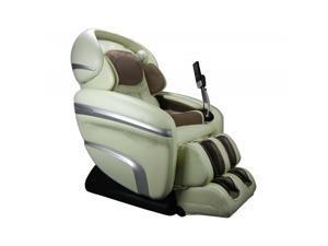 Osaki OS PRO 7200CR Cream & Taupe Zero Gravity Recliner Massage Chair OS-PRO