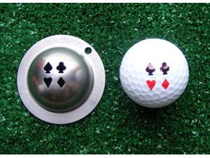 Tin Cup Vegas Nights Golf Ball Custom Marker Alignment Tool