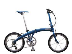 Dahon Mu Ex Camibean Blue 92-2-53 Folding Bike Bicycle