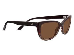 Serengeti Eyewear Sunglasses Sophia 7892 Red Taupe Tortoise Polar Drivers Lens