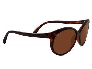 Serengeti Eyewear Sunglasses Caterina 8188 Shiny Dark Tortoise Polarized Drivers