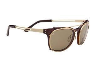 Serengeti Eyewear Sunglasses Enzo 8082 Shiny Dark Tortoise Polarized PhD Drivers